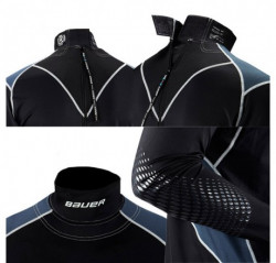 Ribano Bauer Premium LS Integrated Neck Top