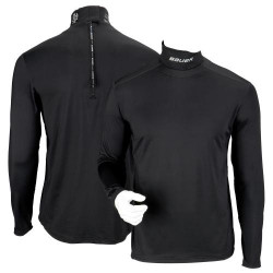 Ribano BAUER Core Premium LS Integrated Neck Top